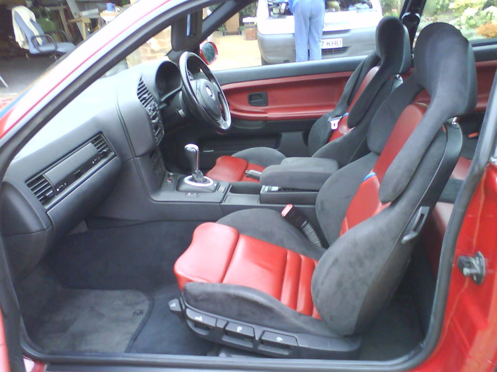 My SMG Imola Interior. for
